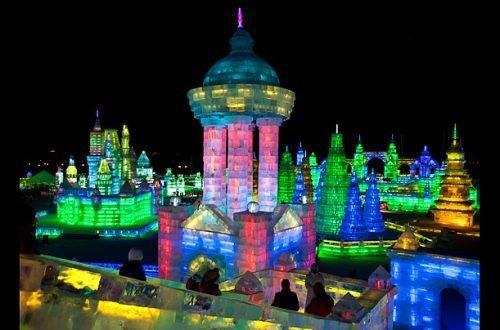 Harbin China's ice city is amazing  от Veggie за 29 oct 2012