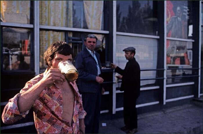 Foreigners in Soviet Odessa of 70-80s от Helen за 30 oct 2012