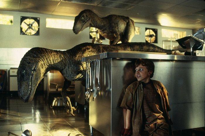Realistic Raptors from Jurassic Park от Helen за 30 oct 2012