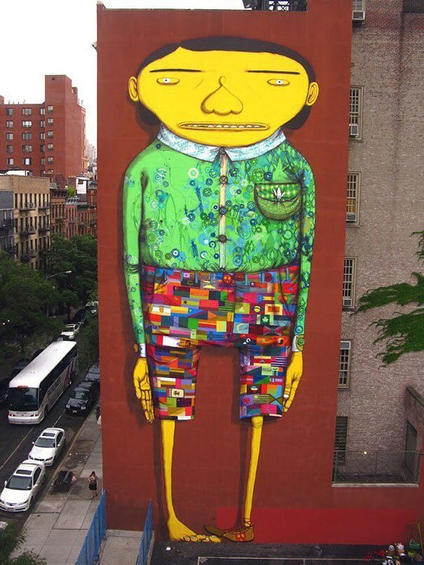 Street Art Murals From Around The World  от mick за 30 oct 2012