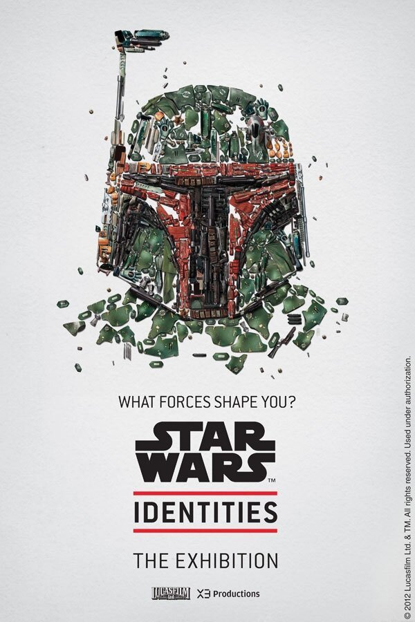 Awe-Inspiring Star Wars Portraits - Design - ShortList Magazine