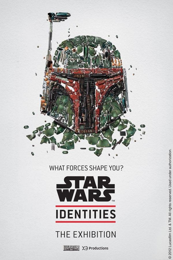 Awe-Inspiring Star Wars Portraits - Design - ShortList Magazine от Veggie за 30 oct 2012