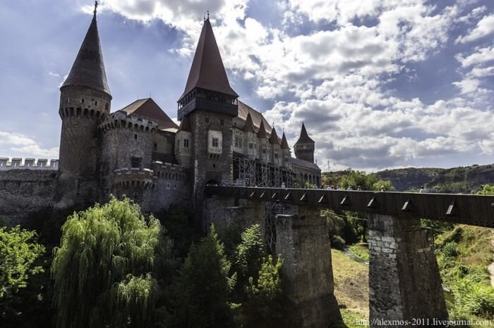 Creepy Castles of Romania