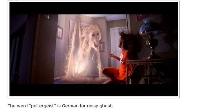 Facts About Poltergeist Movie