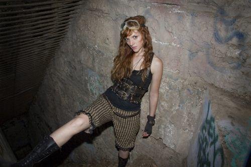Sexy Steam punk/cosplay women
