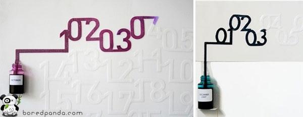 Cool Calendar Designs от mick за 01 nov 2012