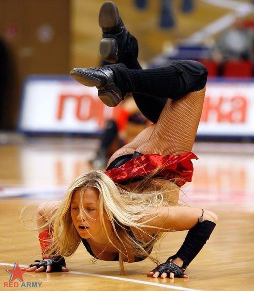 Cheerleader Action Shots от mick за 02 nov 2012