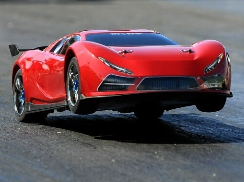 Fastest RC car: from 0-60 in 2.3 seconds