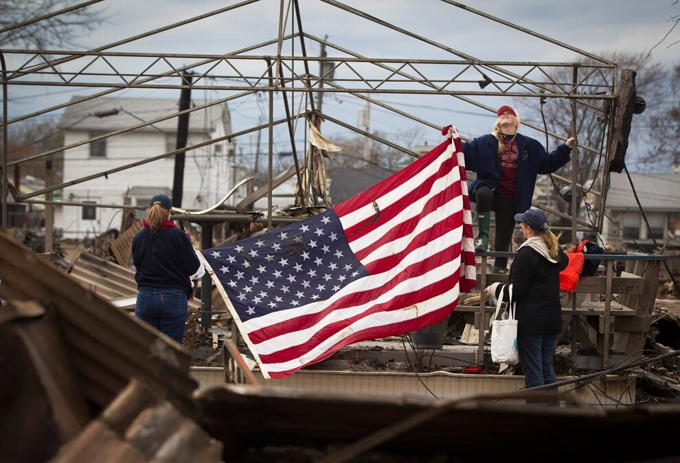Hurricane Sandy: Recovery News