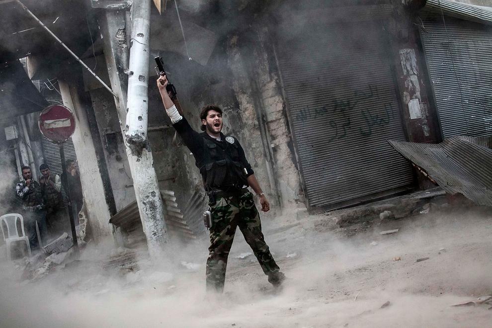 Syria conflict intensifies от Veggie за 06 nov 2012