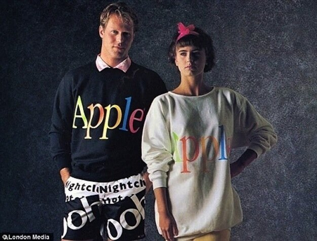 Apple Desings Clothes