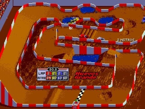 Do you remember these racing games?