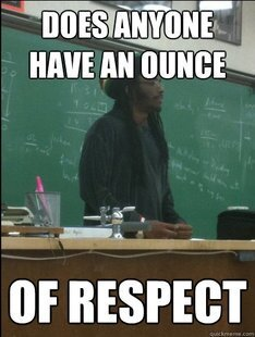 Rasta Science Teacher meme
