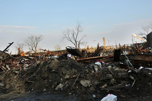 Two Weeks Post-Sandy