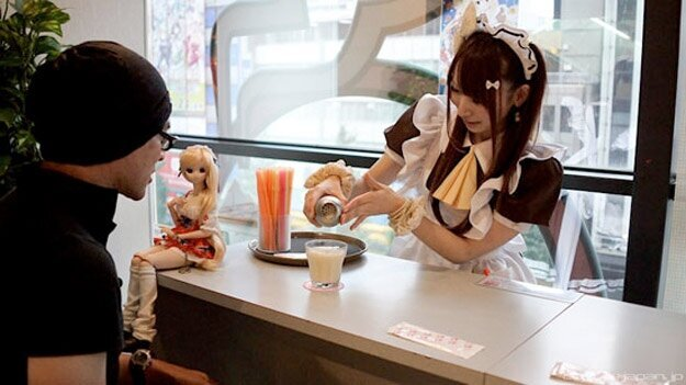 Weirdest SFW Cafes In Japan