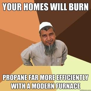 Ordinary Muslim Man meme  от Veggie за 14 nov 2012