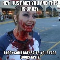 Scary Nympho Meme