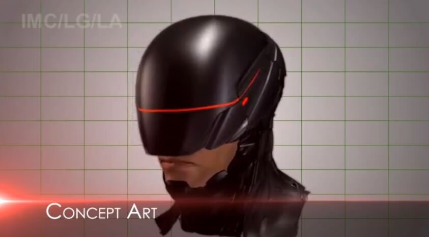 'RoboCop' Licensing Video: Concept Art and Interviews!