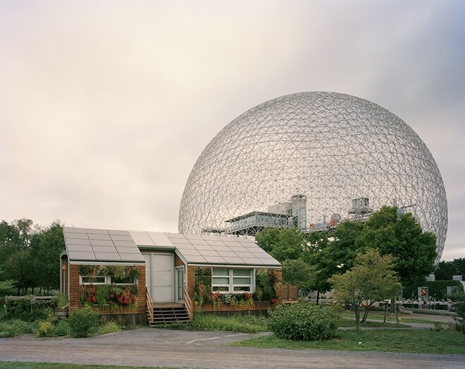Trippy World's Fair Structures: Relics of Forgotten Utopias