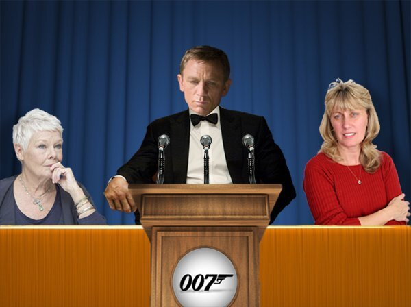 James Bond Forced to Resign