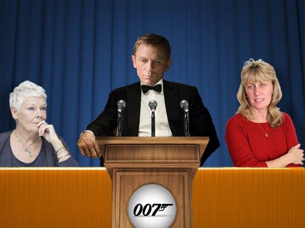 James Bond Forced to Resign от Marinara за 20 nov 2012