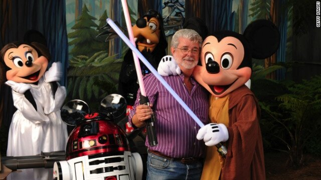 Disney & Star Wars Are Now Family