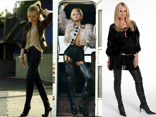 Celebs With Killer Boots: WANT!