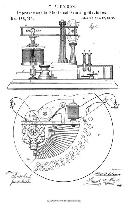 The Evolution Of 10 Edison Inventions We Still Use Today от Veggie за 20 nov 2012