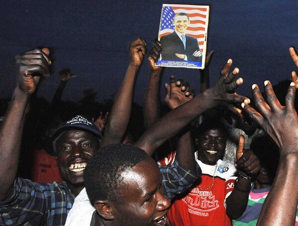 Kenya Loves Obama More Than We Do от Marinara за 21 nov 2012