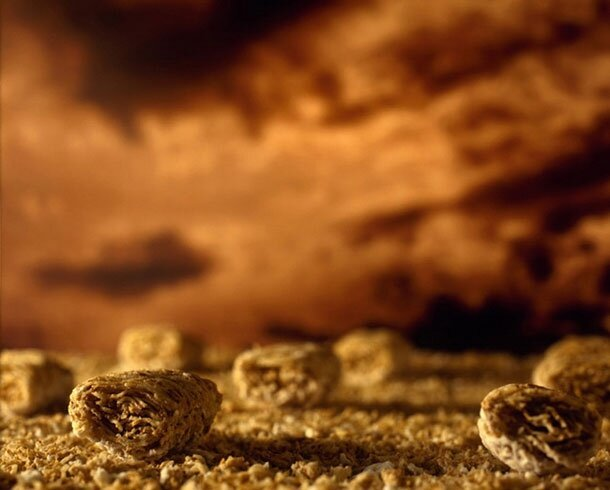 Epic Cereal Turned Into Breathtaking Landscapes