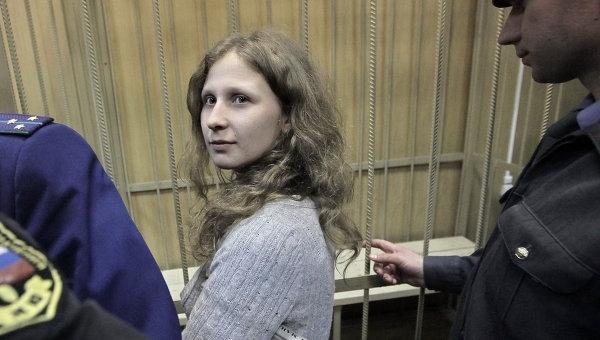 Pussy Riot Member Requests Solitary Confinement от Marinara за 23 nov 2012
