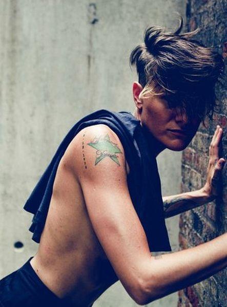 Androgynous Fashion  от Helen за 26 nov 2012
