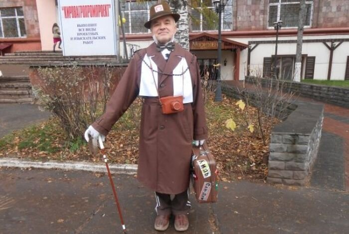 Trendy Grandpa от Helen за 26 nov 2012