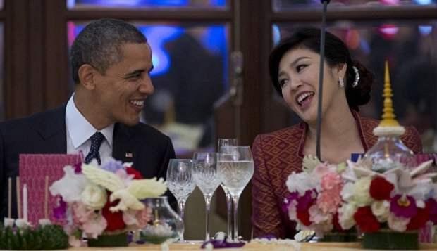Obama's Not So Secret Admirer