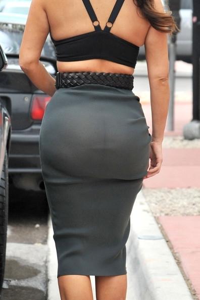 Kim Kardashian's Fashion Ass-Fail