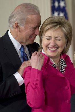 Big Daddy Biden, Up Close & Personal от Marinara за 26 nov 2012