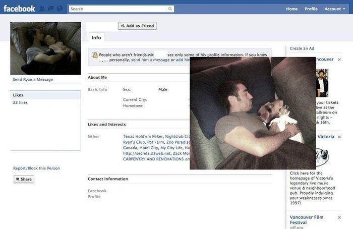 Funny Profile Pictures Parodies от Helen за 27 nov 2012