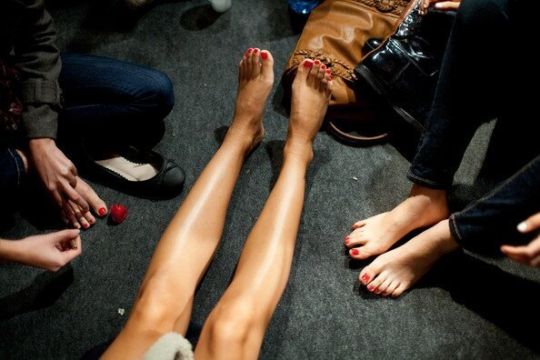 Tel Aviv Fashion Week, Behind The Red Curtain