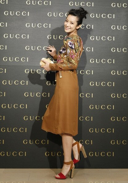 Gucci Flagship to Open in Taipei, Gets Celebs to Pose for Promo от Marinara за 27 nov 2012