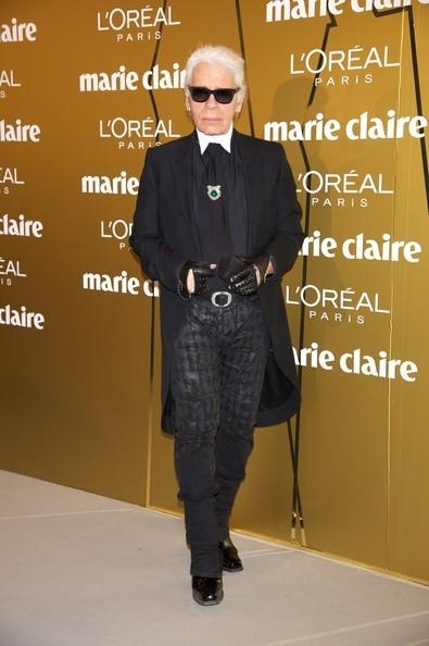 Marie Claire Prix de la Moda Awards 2012 Attendees
