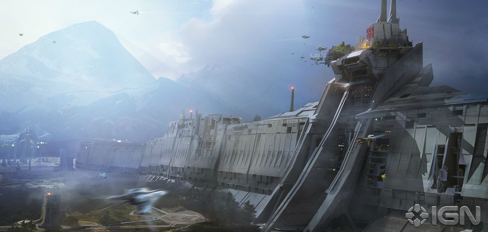 Bungie's Destiny Concept Art Leaked
