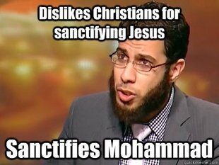 Salafist Logic [meme]