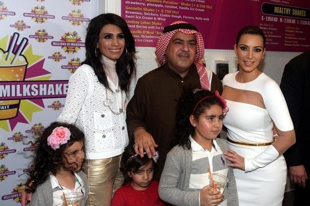 Kim Kardashian's Milkshakes Bring All the Boys to....