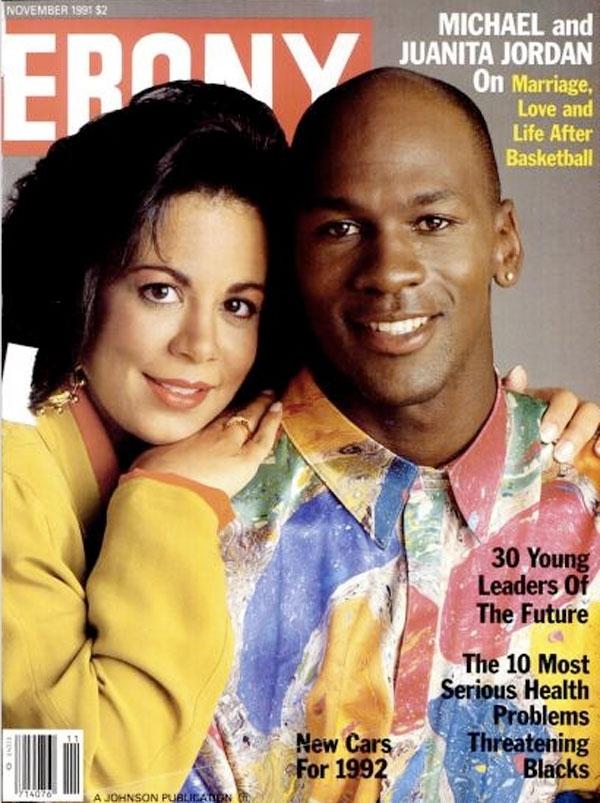 Michael Jordan Fashion Flops