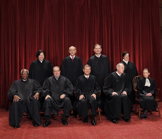 Gay Couples & Supreme Court