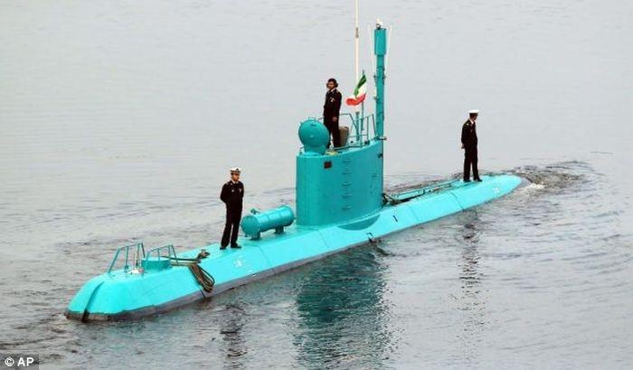 Iranian Submarine Fleet