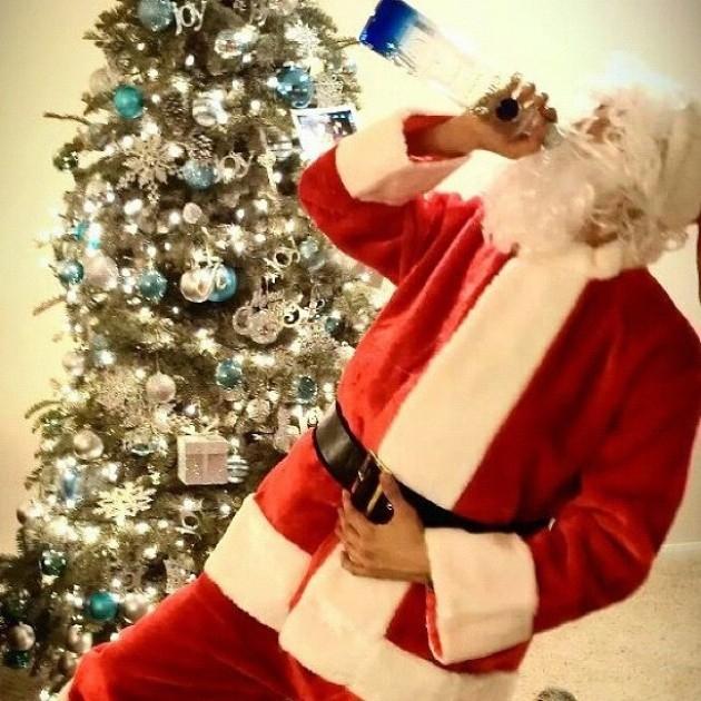 Instead of Cookies, give Santa a Beer.