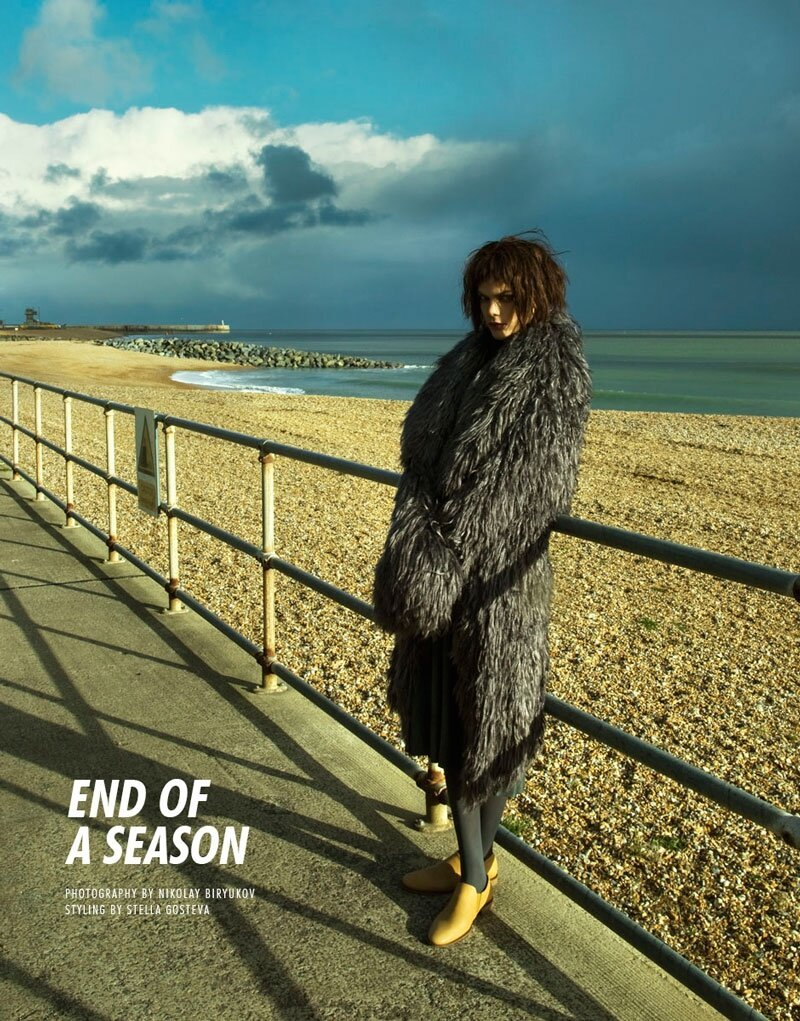 """End of a Season"" Fashion Gone Rogue"