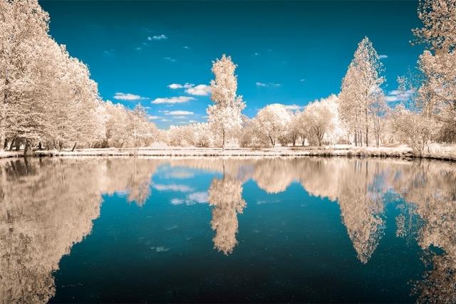 Amazing Infrared Photography