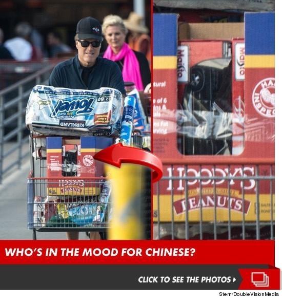 Mitt Romney Goes to Costco